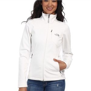The North Face Apex Bionic 2 White/Grey Jacket